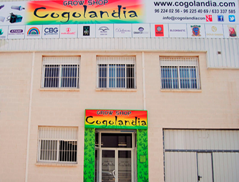 Grow Shop Cogolandia Xàtiva